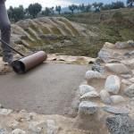 terra stabilizzata- parco archeologico
