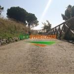 Terra stabilizzata in Toscana